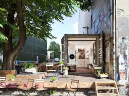 6 amazing ways berlin is recycling old shipping containers food