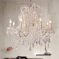 Vintage Crystal Chandeliers Vintage Crystal Chandeliers With E14 Candle Lamp Holder Odm