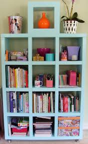 Fancy Bookshelves by Best Fancy Painted Bookshelf Before And After 1419
