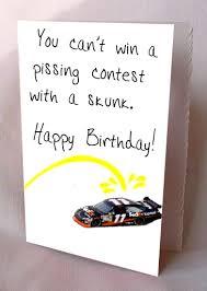 new nascar themed greeting cards nascar