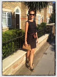 my black dress stefanel romantique and rebel