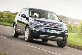 navy range rover sport land rover discovery sport 2017 long term test review by car