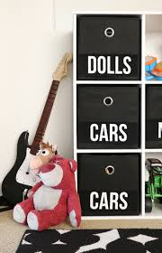Toy Organization Simple Toy Organization With Heat Transfer Vinyl Persia Lou