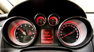 opel astra j gtc dashboard instruments opel astra pinterest