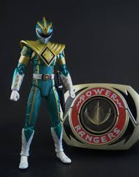 green evil tommy oliver quest power rangers