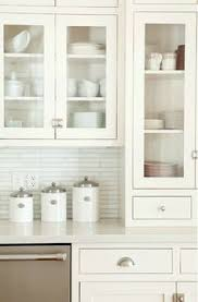 Glass Front Kitchen Cabinet Door Amelia Brightsides White Dishes Dishes And Kitchens