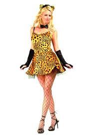 Halloween Cheetah Costumes Sweetie Cheetah Costume Cat Costumes