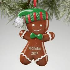 buy personalized ornaments from bed bath beyond