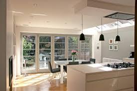 designer kitchen doors oxford side extension with leicht kitchen herring bone parquet and