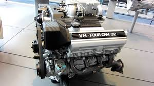 toyota 1uz fe type gasoline engine 1989 youtube