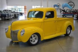 1940 Ford Pickup Interior 1940 Ford Pickup Yellow Youtube