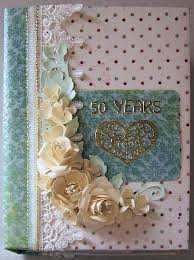 50th Anniversary Photo Album Mini Scrapbook Album For 50th Anniversary Dinglefoot U0027s Scrap Notes