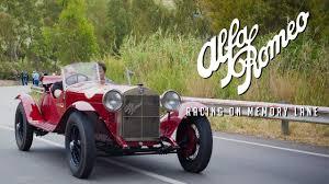 Alfa Romeo 6c Price Jochen Mass And Alfa Romeo 6c 1500 Racing On Memory Lane Youtube