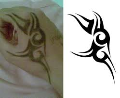 ceker tribal designs