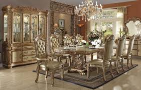 kitchen decorating classic furniture italian dining room garden