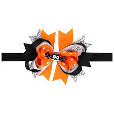 2017 halloween fashion handmade baby hair accessories 2pc lot