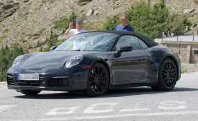 generation porsche 911 generation porsche 911 cabriolet spotted testing ndtv carandbike