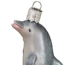 dolphin ornament merck family world