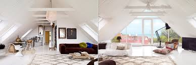 kitchen living space ideas 39 attic living rooms that really are the best adorable home com