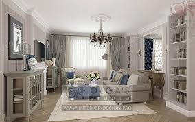 neoclassical style living room design in the neoclassical style
