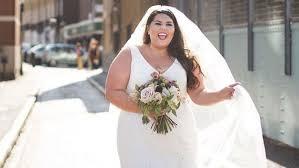 robe de mariã e ronde robe de mariée cette blogueuse plus size fait passer un message