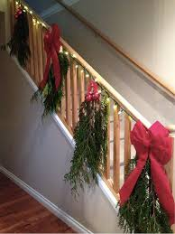 Decorating Staircase by Christmas Staircase Ideas For Decorating My Staircase Gallery