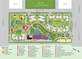hero homes mohali master plan layout