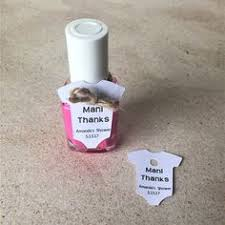 thank you for coming mani gift manicure gift nail polish