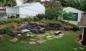 Backyard Makeover Ideas Diy Garden Design Garden Design With Backyard Makeover Ideas On A