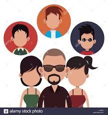 people community society together stock vector art u0026 illustration
