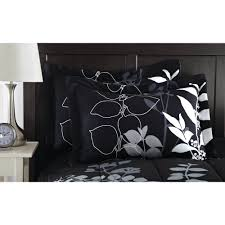 Bedroom Furniture Bundles Mainstays Orkasi Bed In A Bag Coordinated Bedding Set Walmart Com