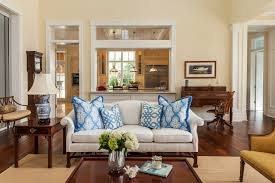How To Decorate A Traditional Home How To Decorate A Pass Through Window Living Room Traditional With
