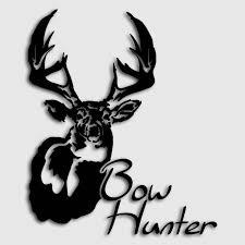 whitetail deer stout buck stickers