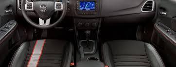 dodge avenger inside 2014 dodge avenger comfortable interior features
