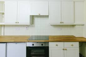 a galley kitchen renovation on a budget