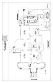 House Plans With Elevators by Floor Plans For Barrington U0027s White House Barrington U0027s White House