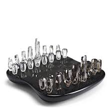 zaha hadid design field of towers chess set zaha hadid design