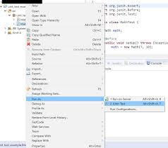 java how to write a unit test stack overflow
