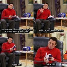 Joey Friends Meme - joey tribbiani friends tv characters who got dumber over time