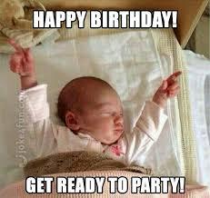Memes Party - joke4fun memes party hard baby