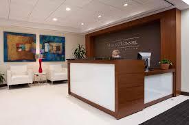 Front Desk Office Inspiring Excellent Office Reception Desk In Furniture Home Image