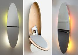 Ironing Board Solutions For Small Spaces - Ironing table designs