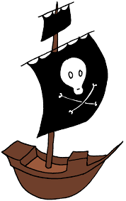 pirate ship clipart kid 5 clipartix