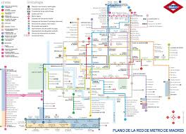 Milan Subway Map by Metro Map Pictures Metro Map Of Madrid Pictures