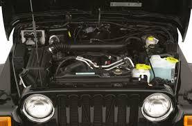2001 jeep fuel economy 2001 jeep wrangler overview cars com