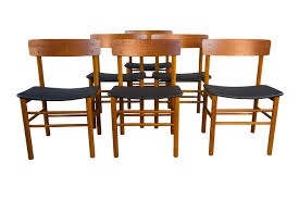 Mustard Dining Chairs by Danish Modern Furniture Danish Teak Furniture Vintage Danish