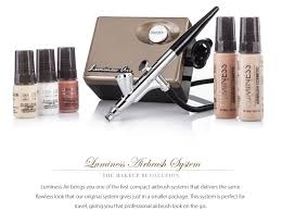 best professional airbrush makeup system luminess air cosmetic airbrush system makeup system luminess air