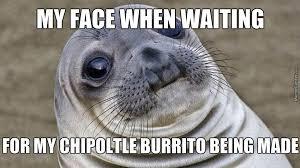 Awkward Seal Meme - awkward seal by hostilehotty meme center