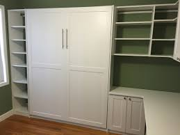 Murphy Bed With Armoire Closetcraft Murphy Beds Wall Beds Closetcraft Custom Closet