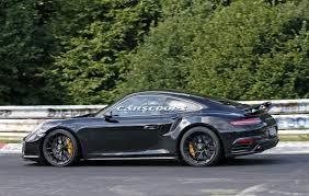 refreshed 2016 porsche 911 turbo s spotted camo free for the first